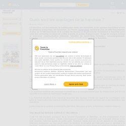 Avantages d'une franchise - Toute-la-franchise.com
