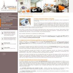 Une fiscalité avantageuse : Capitale Partners – Agence immobiliere Paris - Location appartements / studios meublés Paris