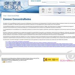 Avanza Redes Sociales- Conoce Concentra Redes