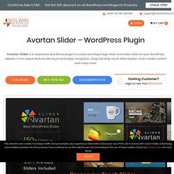 Avartan – Responsive WordPress Slider
