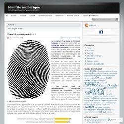 Identite numerique