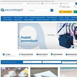 Avecvotrelogo.fr, la référence des cadeaux d'entreprise et des objets publicitaires