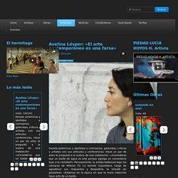 Avelina Lésper: «El arte contemporáneo es una farsa»