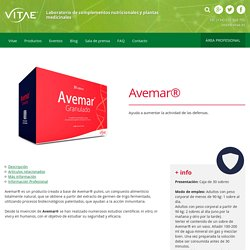 Avemar® - Vitae