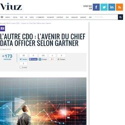 L'autre CDO : L'avenir du Chief Data Officer selon Gartner