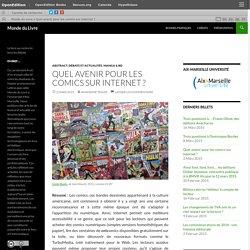 Quel avenir pour les comics sur Internet?