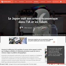 Le Japon voit son avenir économique dans l'IA et les robots - Business