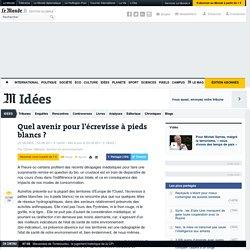 LE MONDE IDEES 03/08/11 Quel avenir pour l'écrevisse à pieds blancs ?
