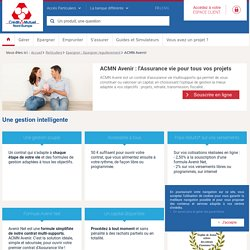 ACMN Avenir - Epargner pour sa retraite - Crédit Mutuel Nord Europe