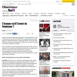 [French] L'homme est-il l'avenir du féminisme?