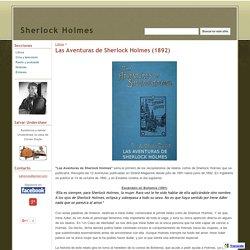 Las Aventuras de Sherlock Holmes (1892) - Sherlock Holmes