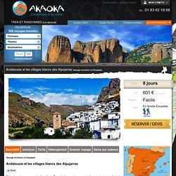 Randonnee Andalousie - sierra nevada – grenade - site touristiqu