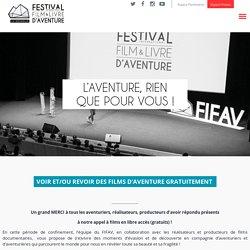 L'Aventure, rien que pour vous ! - Festival International du Film d'Aventure La Rochelle
