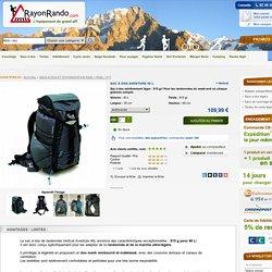 Sac à dos Aventure 40 L - Vertical - Vente sacs à dos de randonnée 40L