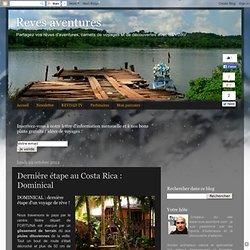 Dernière étape au Costa Rica : Dominical