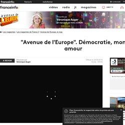 """""""Avenue de l'Europe"""". Démocratie, mon amour - France 3 - 24 avril 2019 - En replay"""