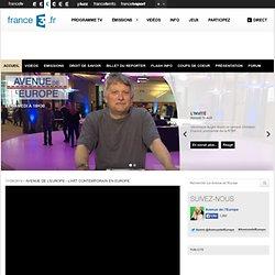 Avenue de l'Europe : tout sur l'émission, news et vidéos en replay