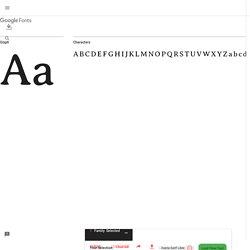 Averia Serif Libre