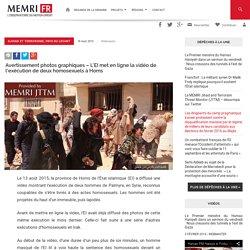 Homs 2 garçons sodomisés jetés d'1 toit & lapidés