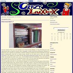 Avez-vous déjà lu ? - Crazy Lux Box