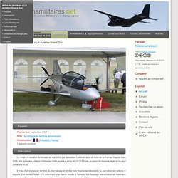 LH-10 Ellipse — AviationsMilitaires.net