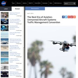 The Next Era of Aviation: Drone Traffic Management Convention