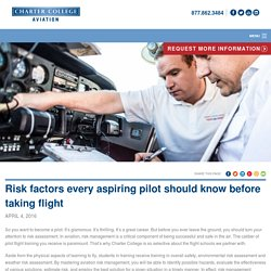 Flight training for aspiring pilot in USA
