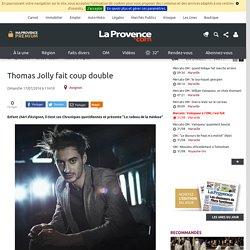 Thomas Jolly fait coup double