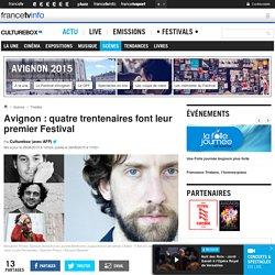 Avignon : quatre trentenaires font leur premier Festival