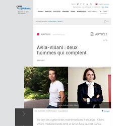 Ávila-Villani : deux hommes qui comptent