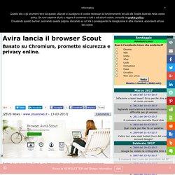 Avira lancia il browser Scout