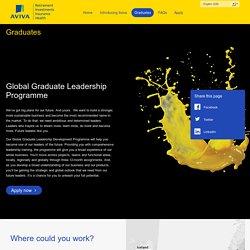 Aviva Global Graduates