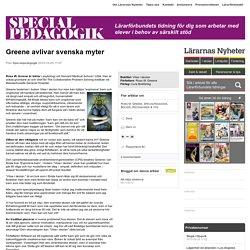 Greene avlivar svenska myter