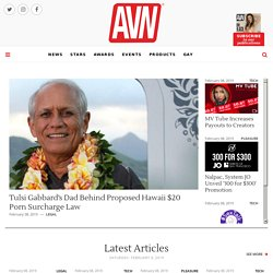AVN - AVN Media Network Home Page