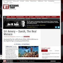 Uri Avnery – Daesh, The Real Menace