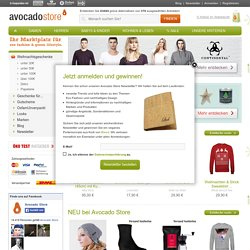 Avocado Store - Öko Mode Eco Fashion Lifestyle Bio Design