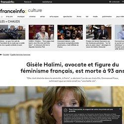 Gisèle Halimi, avocate et figure du féminisme français, est morte à 93 ans...