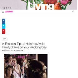 How to Avoid Family Drama on Your Wedding Day