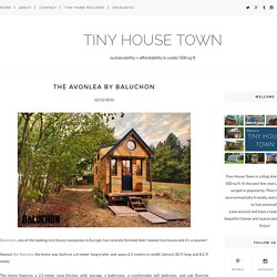 The Avonlea By Baluchon - TINY HOUSE TOWN