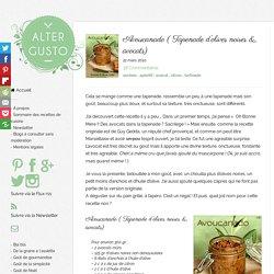 Avoucanado (tapenade d'olives noires & avocats)