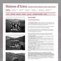 Maison d'IzieuMaison d'Izieu