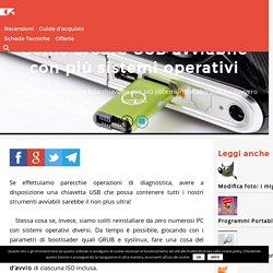 Come creare USB avviabile con più sistemi operativi - ChimeraRevo
