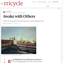 Awake with Others