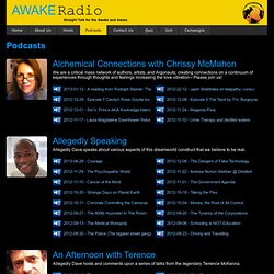 Awake Radio: Podcasts