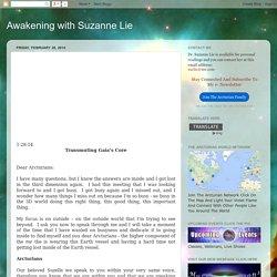 Awakening with Suzanne Lie