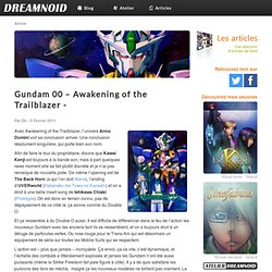 Gundam 00 – Awakening of the Trailblazer – - Dreamnoid
