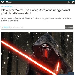 New Star Wars: The Force Awakens images and plot details revealed