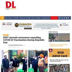 KIET spreads awareness regarding COVID 19 Vaccination during Republic Day