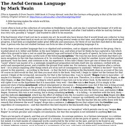 my family essay in german When i think of the word family, i think of my parents, my spouse, my children, my siblings, my grandparents, my aunts and uncles, my cousins, my nieces and nephews, and even my closest friends.
