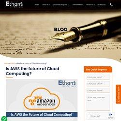 Future of AWS Cloud Computing